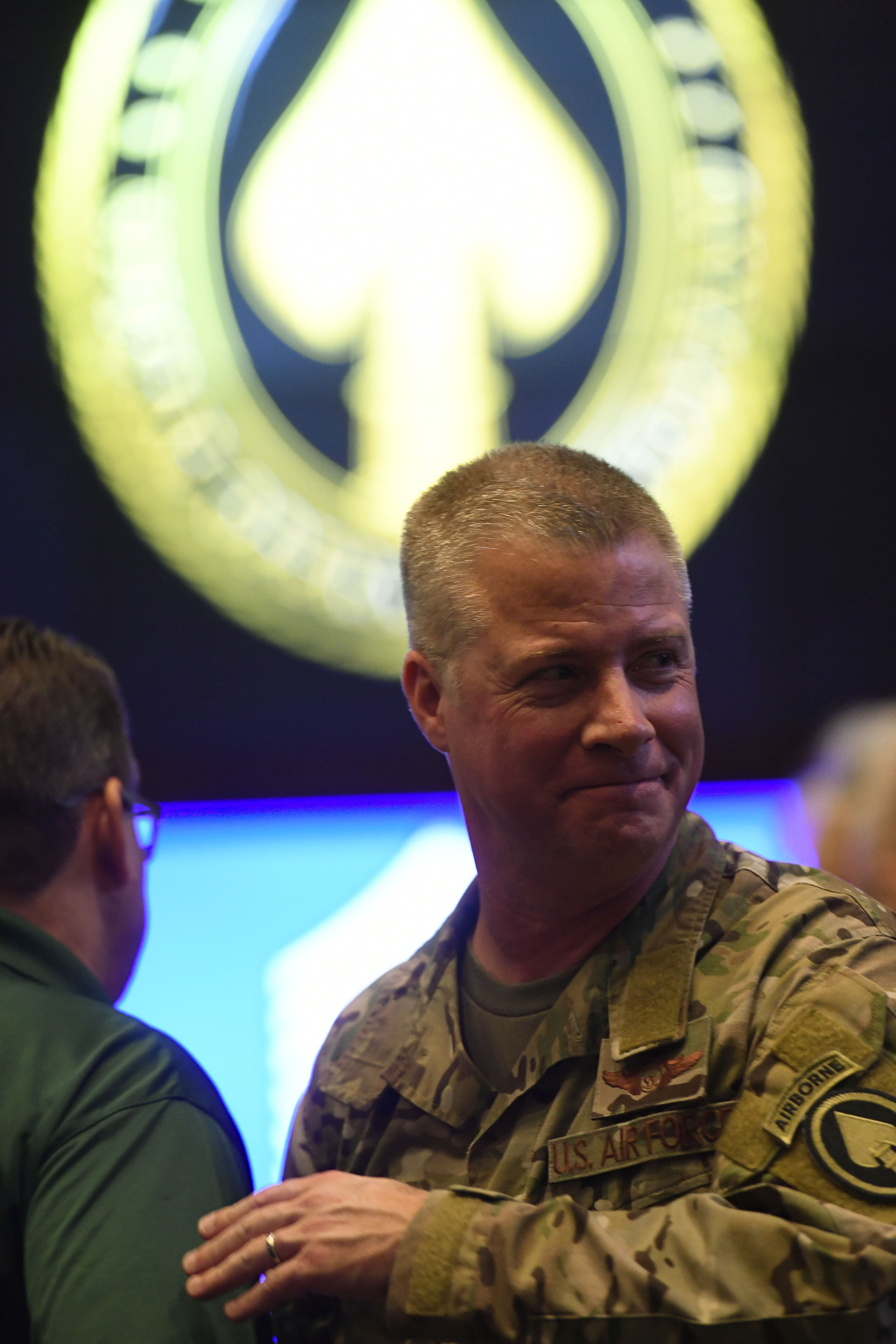 Chief Master Sgt  Smith becomes new USSOCOM Senior Enlisted
