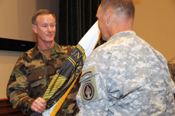 SOCOM change of command.
