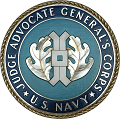 US Navy Judge Advocate General's Corps Legal Services