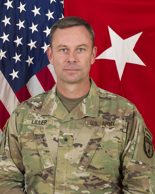COMMANDER, SOCKOR, Brigadier General Otto K. Liller