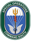 Special Operations Command South logo